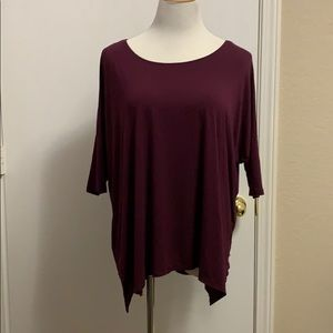 Maroon Color Soft and Sexy tee